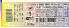 RARE / TICKET BILLET CONCERT - THE ROLLING STONES : LIVE PARIS STADE FRANCE 2007