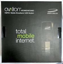 NEW Novatel Ovation MC996D/MC998D HSPA+ Mobile Broadband USB Modem Hot Spot