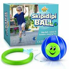 Adjustable Skip It Ankle Toy Skipit Toy Hopper Ball Exercise Game for All Ages