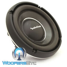 "ROCKFORD FOSGATE POWER T1S2-10 10"" 500W RMS 2-OHM SUBWOOFER SHALLOW SPEAKER NEW"