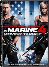 THE MARINE 4: MOVING TARGET DVD - SINGLE DISC EDITION - NEW UNOPENED