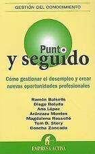 Punto y seguido (Spanish Edition) (Gestion del Conocimiento)-ExLibrary