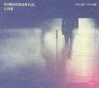 Kimdongryul Live 2012 [Audio CD] KIM DONG-RYUL