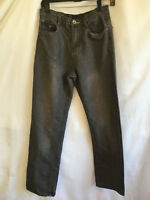 59b7255e528 Red by Marc Ecko Red Denim Womens Cropped Jeans Size 18 EUC