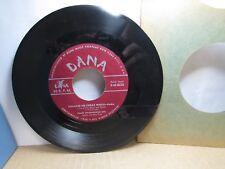 Old 45 RPM Record - Dana D-45-822 - Frank Wojnarowski - Kocham Cie Coraz Wiecej