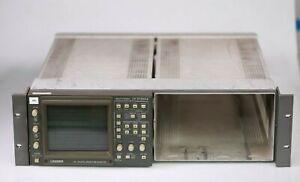 Leader LV-5152DA HD Digital & Analog Multiformat Waveform Monitor in Rack Mount