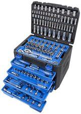 Kobalt 189-Piece Standard (SAE) and Metric Polished Chrome Mechanic's Tool Set