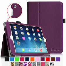 For iPad Air Mini 5 4 3 Slim Fit Folio Leather Case Stand Cover Auto Sleep/Wake