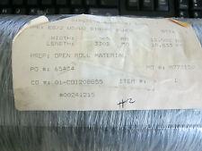 Siegling America: E8/2 U0/U2 Black Conveyor Belt.  3302mm Length.  New Old Stoc<