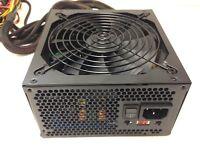 Quiet 1050W PC ATX Power Supply 140mm 14CM Fan Quad SLI for Intel AMD nVidia ATI