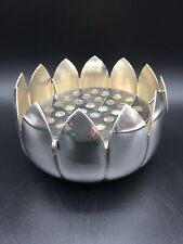 Reed And Barton Silverplate Flower Frog #3002