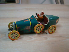 JOUET MECANIQUE EN TOLE LITHOGRAPHIEE - REEDITION - TIN TOY -