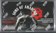 Factory Sealed Hobby Box of Sons of Anarchy Seasons 6 & 7 - from Cryptozoic