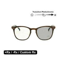 Transition Photochromic Optical Glasses Myopia Reading Glasses Custom Strength