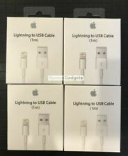 4 PACK – OEM Original Lightning USB Charger Cable For Apple iPhone 6 6s 7 Plus X