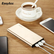 EasyAcc 15000mAh 4.8A 3 Port  Portable Charger Power Bank External Battery