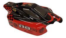Team Magic Karosserie - 1/8 Buggy - Fertig lackiert - B8ER - Rot & Schwarz