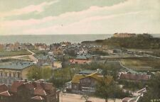 Varberg,Sweden,Bird's Eye View,c.1909
