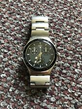 Swatch Irony Stainless Steel Swiss made watch