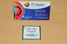 Original Cisco MEM2800-128CF 128 MB Flash for 2801 2811 2821 2851 Series Router
