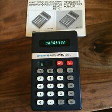Vintage 1974 Sperry Remington 823-GT Calculator