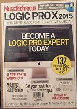 Music Tech Focus Logic Pro X Become An Expert Tips Tricks 2015 FREE SHIPPING!