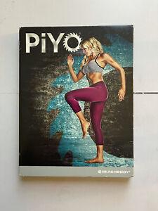 PiYo Beachbody - 3 Disc Workout DVD Set