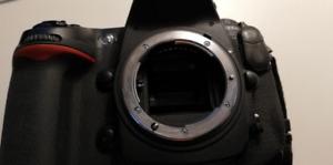 Nikon Digitalkamera D300S