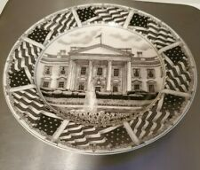 "222 Fifth SLICE OF LIFE Salad Plate ""White House"""