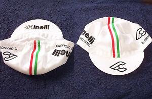 Cinelli White Cycling Cap - Bike Hat