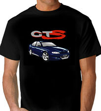 HOLDEN  HSV  VT  GTS  COMMODORE QUALITY BLACK  TSHIRT  (3 CAR COLOURS)  BIG FIT