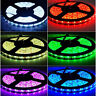 5M 5050 5630 3528 SMD 300 LED Strip Light 12V Waterproof IP20 or IP65 White RGB