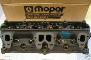 OEM Dodge Chrysler MOPAR M880 318 NH Cylinder Head 4343723 4041001