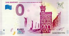 SAN MARINO Statue de la Liberté, 2019, Billet 0 € Souvenir