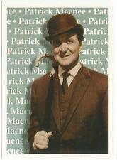Avengers Return Auto Redemption Card Patrick Macnee as John Steed - Cornerstone