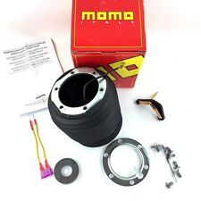 Genuine Momo steering wheel hub boss kit package. Porsche 911 996, 986 Boxster