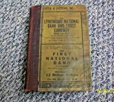 #CSPEC HILL's LYNCHBURG VA and CAMPBELL CO. CITY DIRECTORY 1942-1943 VOL LXI, 61