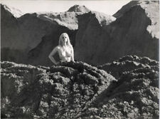 c.1970 PHOTO KREUTSCHMANN NUDE LARGE PRINT # 262