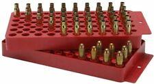 Mtm Universal Ammo Loading Tray Red Case Includes Gard Block Plastic Shot Holder