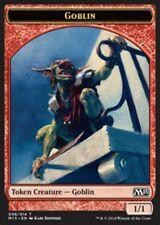 MRM FR/VF 4x Token - Jeton Goblin - Gobelin 1/1 MTG magic M13-15