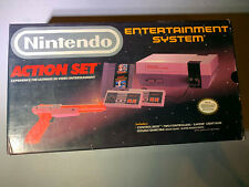 Nintendo Entertainment System NES Action Set Game Console Brand New