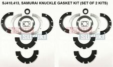 Suzuki Samurai SJ410 SJ413 Achs Abdichtung Satz Achsabdichtsatz Überholsatz (2x