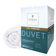 Dorma Forever Full King Duvet 13.5 Tog, Made By Fogarty RRP £79.99