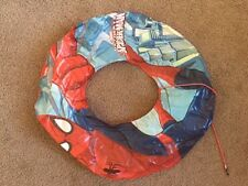 SPIDERMAN Inflatable swim rubber ring Good Condition