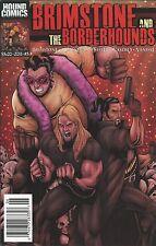 Brimstone and The Borderhounds comic issue 5