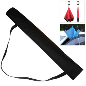 Upside Down Reverse Umbrella Carry Bag Dust Protective Cover Storage Bag-xd