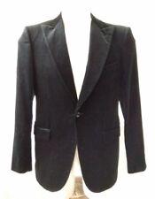 giacca jacket uomo velluto liscio Lab. Pal Zileri taglia 46