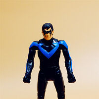 DC COMICS MULTIVERSE BATMAN ARKHAM CITY: NIGHTWING Action Figure old 4""