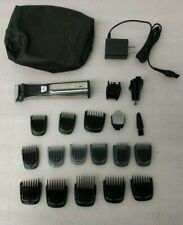 Philips Norelco Multigroom 7000 Cordless Trimmer Kit - Silver