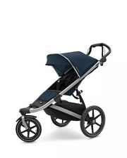 Thule Urban Glide 2 Jogging Stroller - Blue Majolica
